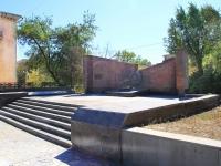 Волгоград, Металлургов проспект. памятник Героям Сталинградской битвы