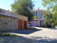 Volgograd, avenue Metallurgov. garage (parking)