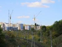 Волгоград, улица Горная 2-я, дом 16. строящееся здание
