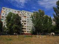 Волгоград, улица Рихарда Зорге, дом 44. многоквартирный дом