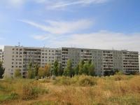 Волгоград, улица Рихарда Зорге, дом 49. многоквартирный дом