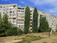 Волгоград, улица Рихарда Зорге, дом 54. многоквартирный дом