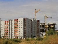 Волгоград, улица Рихарда Зорге, дом 55. многоквартирный дом