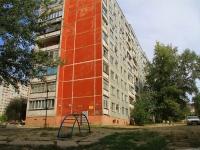 Волгоград, улица Рихарда Зорге, дом 58. многоквартирный дом