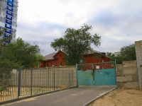 Волгоград, улица Батальонная, дом 15. санаторий Волгоградский областной детский пульмонологический санаторий