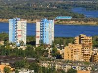 Volgograd, st Batalyonnaya, house 13А. Apartment house