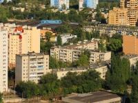 Волгоград, улица Глазкова, дом 23. многоквартирный дом