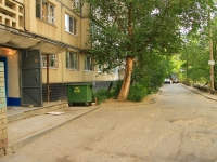 Volgograd, St Bukhantsev, house 4. Apartment house