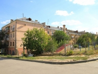 Волгоград, улица Милиционера Буханцева, дом 28. многоквартирный дом