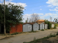 Volgograd, St Bukhantsev. garage (parking)