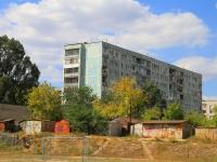 Волгоград, улица Ростовская, дом 10. многоквартирный дом