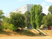 Волгоград, улица Ростовская, дом 6. многоквартирный дом