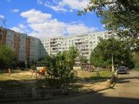 Волгоград, улица Ростовская, дом 12. многоквартирный дом