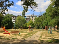 Волгоград, улица Ростовская, дом 13. многоквартирный дом