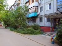 Волгоград, улица Ростовская, дом 15. многоквартирный дом