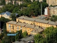 Волгоград, улица Циолковского, дом 1А. многоквартирный дом