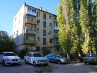 Волгоград, улица Циолковского, дом 3. многоквартирный дом