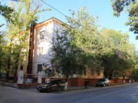 Волгоград, улица Циолковского, дом 8. многоквартирный дом