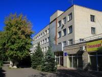 Волгоград, улица Циолковского, дом 9А. офисное здание