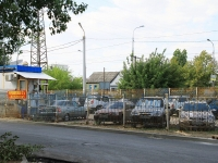 Волгоград, улица Череповецкая, дом 3Д. гараж / автостоянка