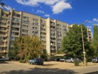 Волгоград, улица Череповецкая, дом 5. многоквартирный дом