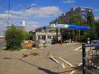 Волгоград, улица Череповецкая, дом 5А. автозаправочная станция
