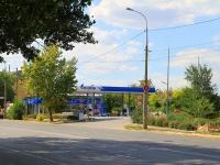 Волгоград, улица Череповецкая, дом 8А. автозаправочная станция