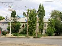 Волгоград, улица Ангарская, дом 2. многоквартирный дом