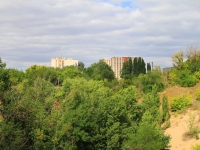 Волгоград, улица Бурейская, дом 1А. многоквартирный дом