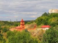 Волгоград, улица Бурейская. часовня