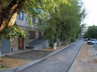 Волгоград, улица Панфиловская, дом 2. многоквартирный дом