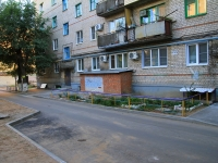 Volgograd, st Panfilovskaya, house 4. Apartment house