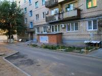 Волгоград, улица Панфиловская, дом 4. многоквартирный дом