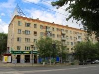 Волгоград, улица Невская, дом 4. многоквартирный дом