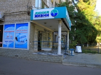 Волгоград, улица Невская, дом 6А. многоквартирный дом