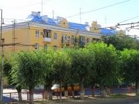 Волгоград, улица Невская, дом 9. многоквартирный дом
