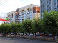 Волгоград, улица Невская, дом 11А. многоквартирный дом