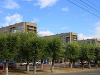 Волгоград, улица Невская, дом 12. многоквартирный дом