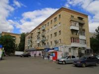 Волгоград, улица Голубинская, дом 16. многоквартирный дом