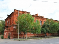 Volgograd, st Kubanskaya, house 4. Apartment house