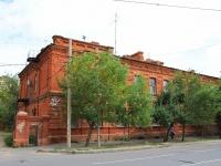 Волгоград, улица Кубанская, дом 4. многоквартирный дом
