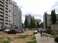 Волгоград, улица Кубанская, дом 15А. многоквартирный дом
