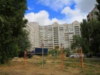 Волгоград, улица Кубанская, дом 17. многоквартирный дом