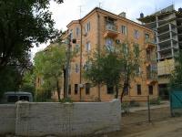 Волгоград, улица Пархоменко, дом 3. многоквартирный дом
