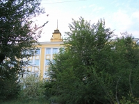 Волгоград, улица Пархоменко, дом 23. школа №10