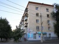 Волгоград, улица Пархоменко, дом 27. многоквартирный дом