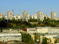 Волгоград, улица Пархоменко, дом 29. многоквартирный дом