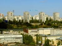 Волгоград, улица Пархоменко, дом 33. многоквартирный дом