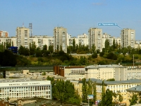 Волгоград, улица Пархоменко, дом 35. многоквартирный дом