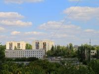 Волгоград, улица Скосырева, дом 1А. офисное здание
